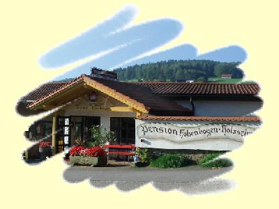 bayerischer wald übernachtung